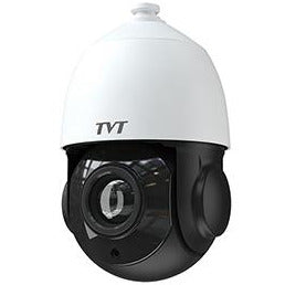 Clearance TVT 3MP Outdoor Mini Dome H.265 IP Camera, 50m IR,  lens 5.5-88 mm CSM