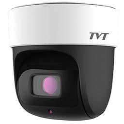 "TVT 4MP 2.5"" Outdoor Mini PTZ IP Camera , IR 30m, 2.8~9mm"