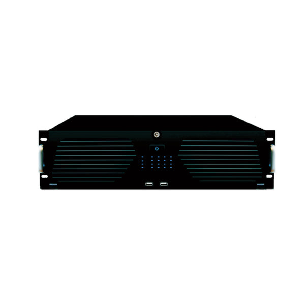 TVT  TVT 64CH 8MP 4K H.265 NVR 16SATA Bays fitted 4TB HDD CSM
