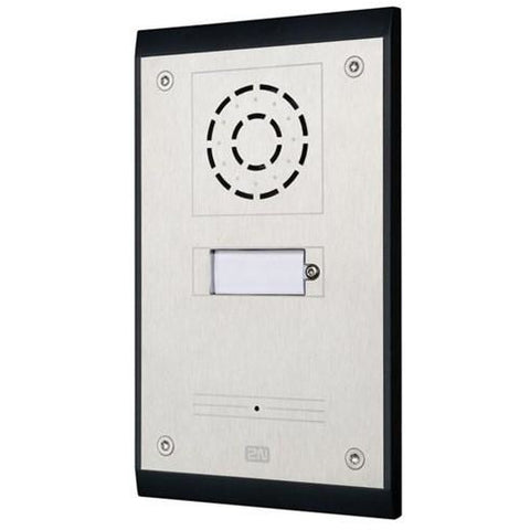 IP UNI 1 Button (Contains Brick Flush Mount Box) CSM