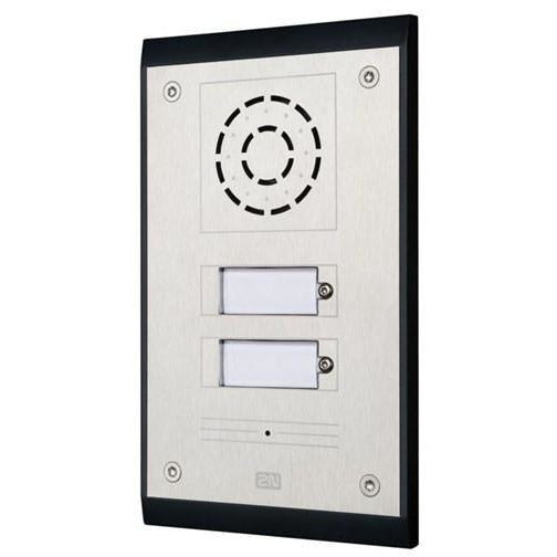 IP UNI 2 Buttons (Contains Brick Flush Mount Box) - csmerchants.com.au
