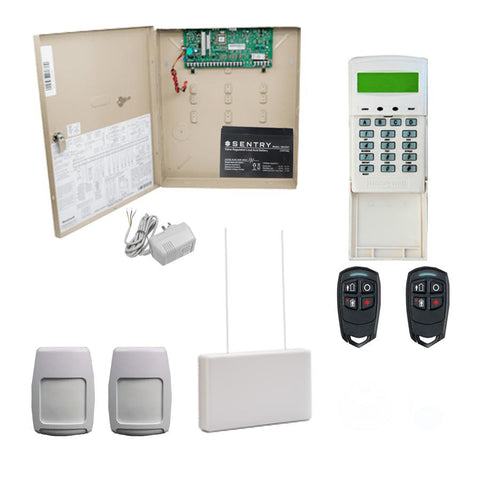Vista -V12 Kit Special Kit with 2 x 5800PIR-RES CSM security suppliers Security wholesalers