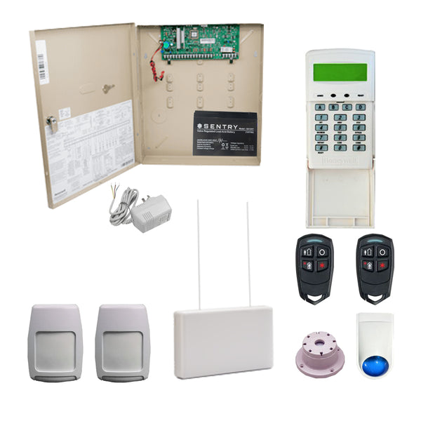 Vista -V48 Kit Special Kit with 2 x 5800PIR-RES CSM security suppliers Security wholesalers