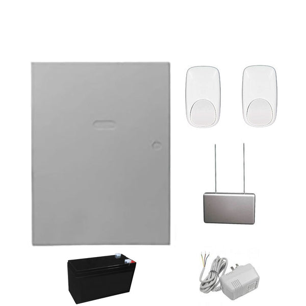 Honeywell Vista12 Base Wireless Kit Incl :Plug Pack,Battery ,Wireless receiver & 2x 5800 PIR RES CSM