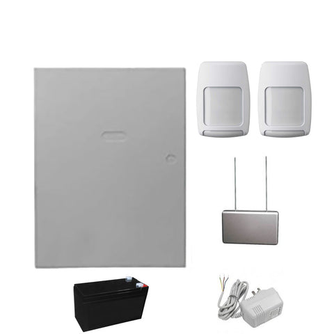 Honeywell Vista48 Base Wireless Kit Incl :Plug Pack,Battery ,Wireless receiver & 2x 5800 PIR RES CSM