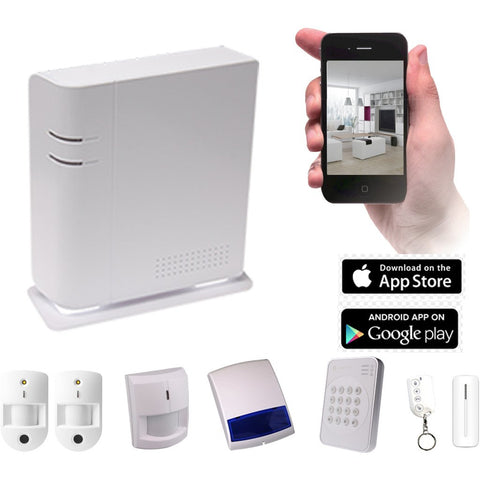 Clearance VESTA HSGW Series Smart Home Alarm System HSGW KIT 2 CSM