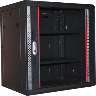 12RU Single Section Wall Mounted Cabinet