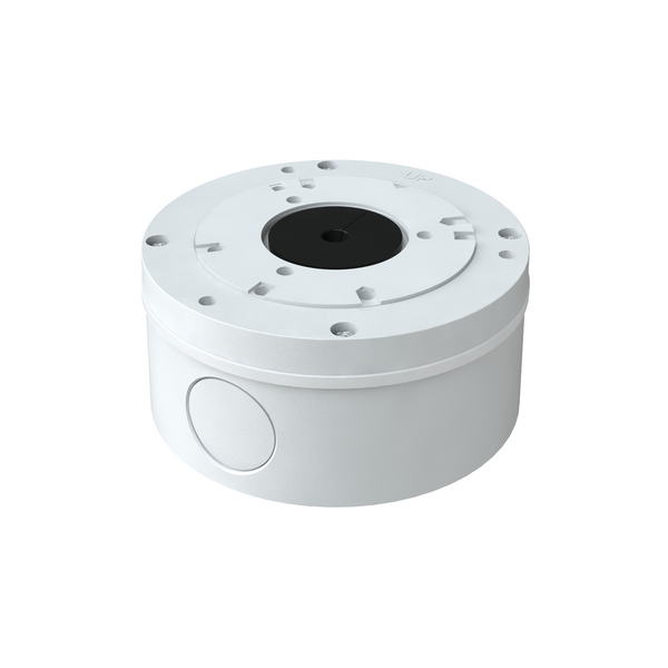 TVT Junction Box suits 94x1/2, 95x1/4, 75x4 cameras, Grey CSM security suppliers Security wholesalers