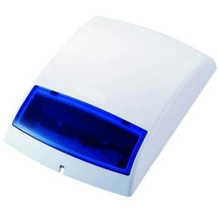Yale 'Professional' Wireless Outdoor Siren (Square) CSM security suppliers Security wholesalers