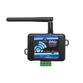 Palgate  PAL GATE Bluetooth Gate  Contrl with 1 Relay(20 Users) CSM