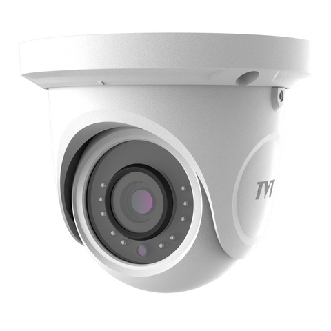 20 x TVT 5MP Mini Eyeball H.265 IP Camera, 10-20m IR, lens 3.6mm - csmerchants.com.au