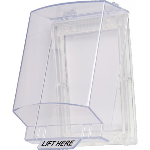 Weather Proof Cover for Break Glass/Exit Button CSM security suppliers Security wholesalers