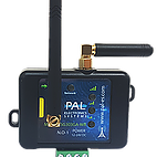 Palgate Access Control System with 1 optical relay and Remote Control Support