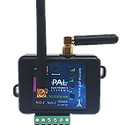 Palgate Access Control System with 2 optical relay and Remote Control Support