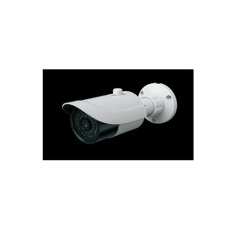 TVT 4MP Medium Bullet H.265 IP Cam, 20-30m IR, VF 3.3~12mm