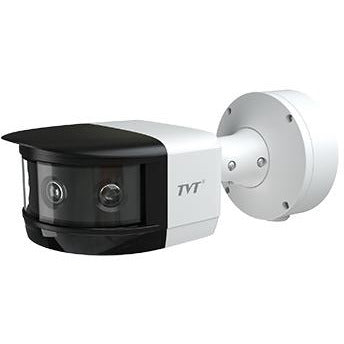 TVT 8MP Panoramic StarLight IPC, Bullet, H.265,AI,PoE,20m IR CSM security suppliers Security wholesalers
