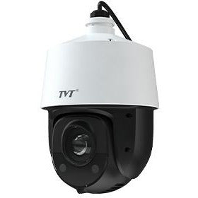 "TVT 4MP 4"" Auto Tracking PTZ IP, PoE,100mIR, 25x 4.8~120mm CSM security suppliers Security wholesalers"