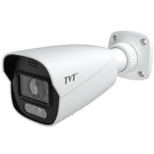 TVT  TVT 5MP Perimeter Alert AI IPC Bullet,SPK,Light,IR,2.8-12mm CSM
