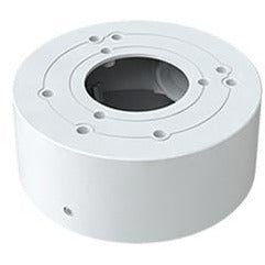 TVT Junction box for cameras, available for wall or ceiling mounting CSM security suppliers Security wholesalers