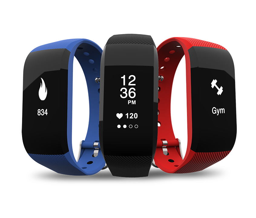 How exactly does Actofit Fitness tracker work?