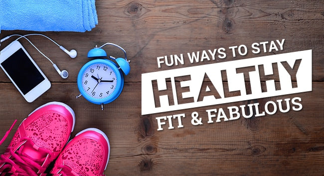 Too bored to hit the gym? Here are 5 Fun ways to stay Fit!
