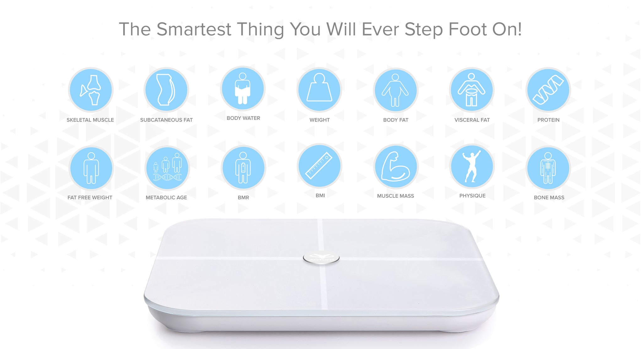 Why do our users love the Actofit SmartScales?