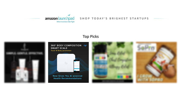 Amazon Actofit Launchpad