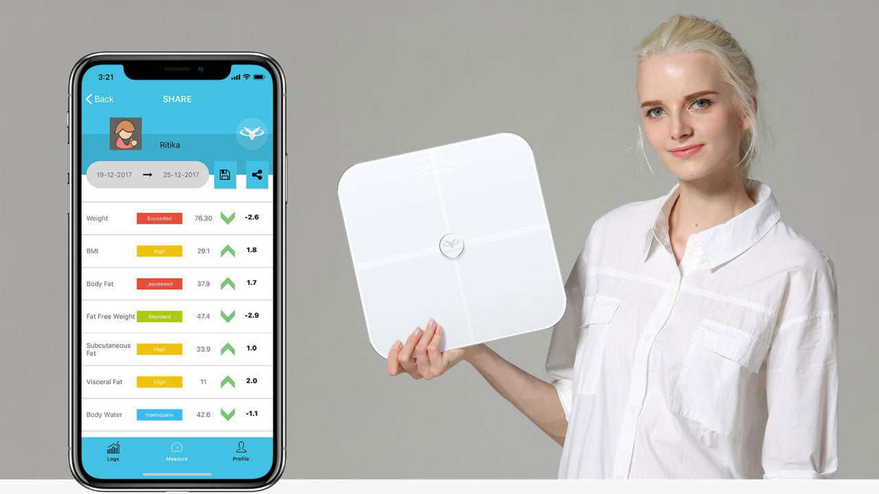 Artificial Intelligence Smart Scale BIA