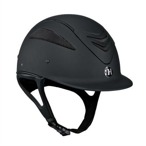 Photo of One K Defender Helmet in Matte Black
