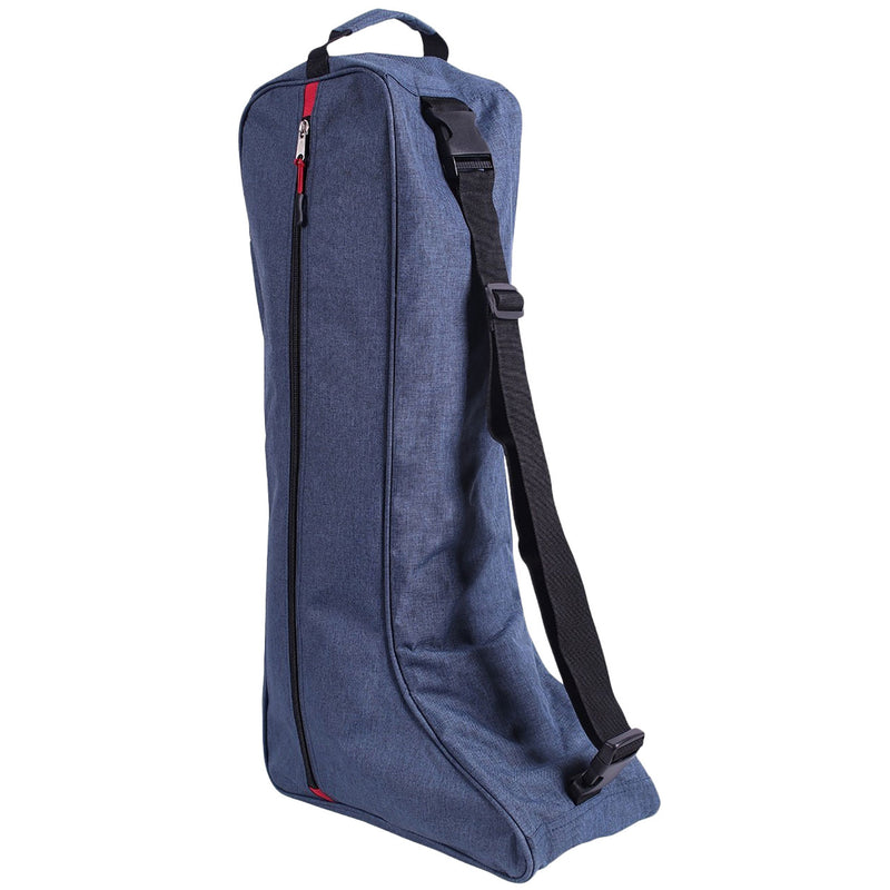 Photo of QHP Tall Boot Bag in Blue