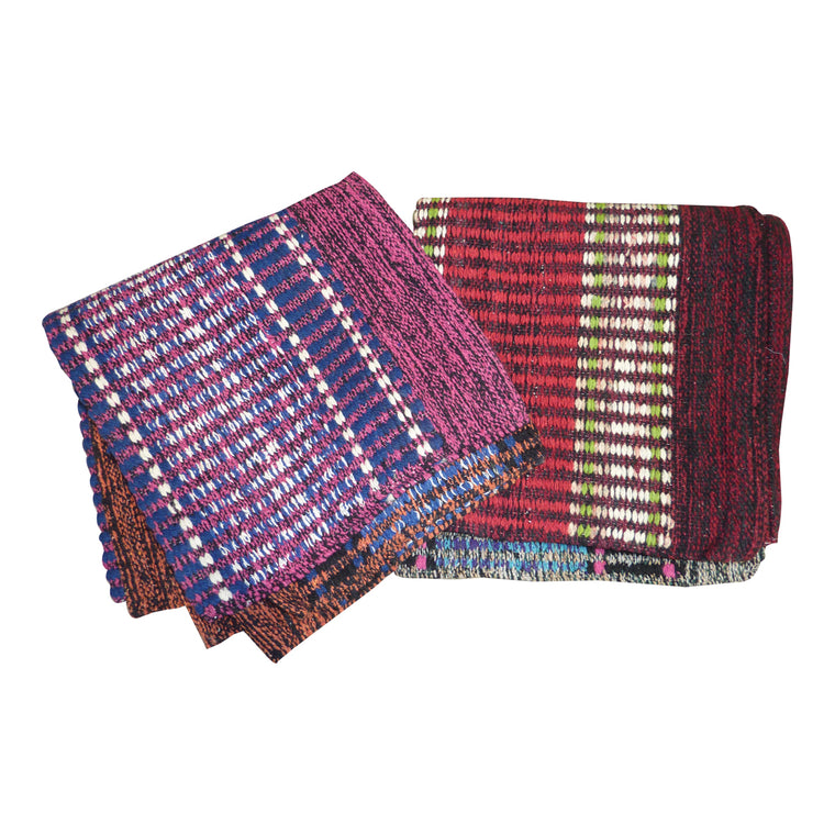 Navaho Crazy Weave Western Cloth
