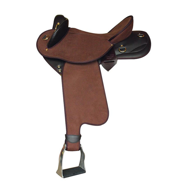 Ezy Ride Synthetic Half Breed Saddle