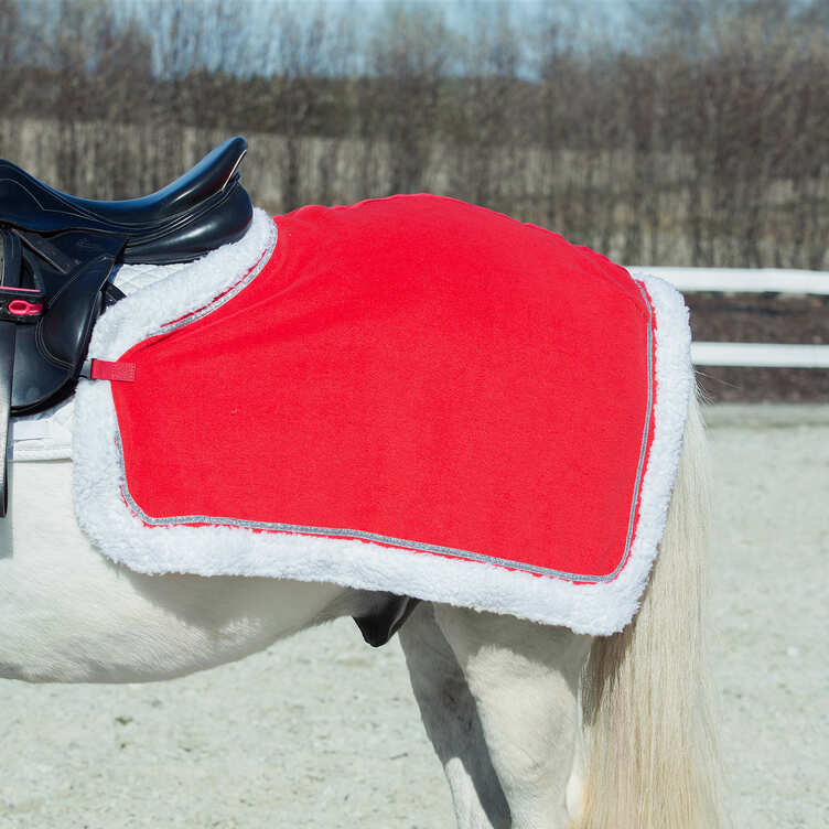 Horze Christmas Riding Rug