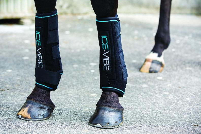 Horseware Ice-Vibe Circulation Tendon Boots