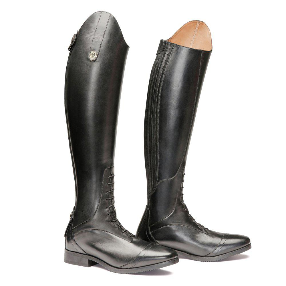 Mountain Horse Champion Mens Tall Boots | Black