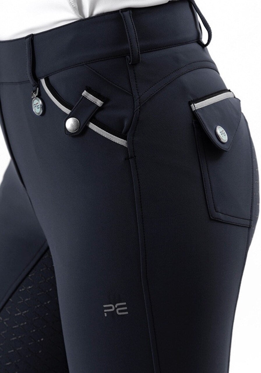 Photo of Premier Equine Coco Ladies FS Breeches in Navy