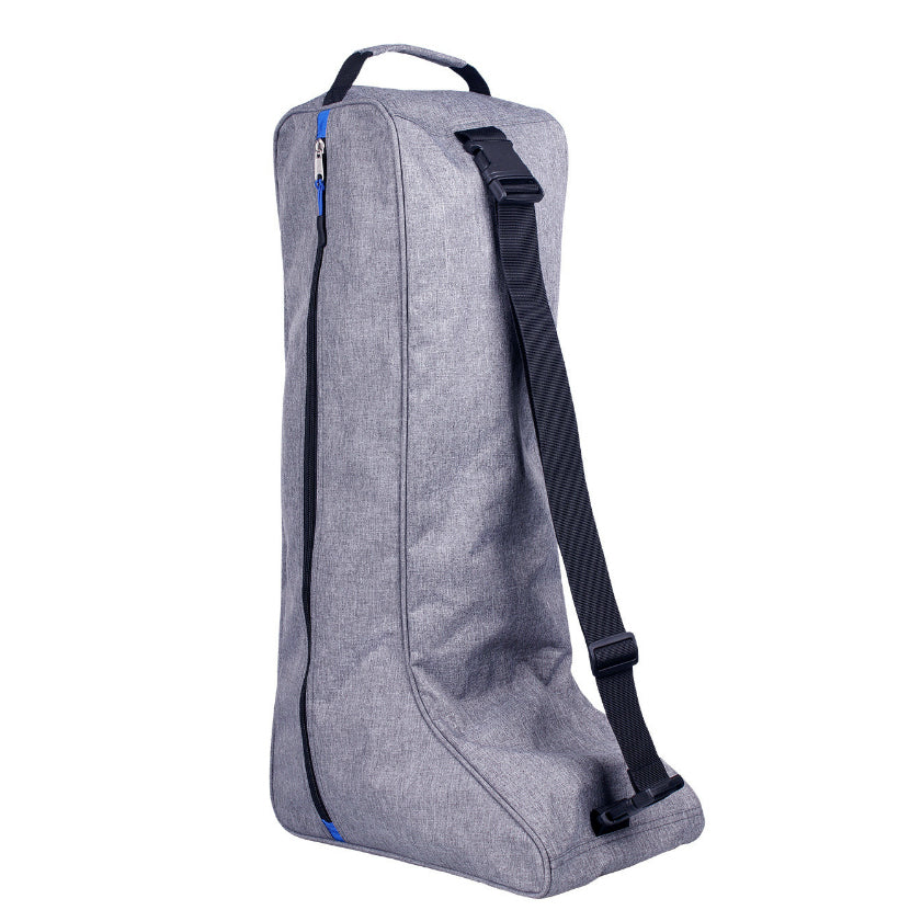 Photo of QHP Tall Boot Bag in Grey