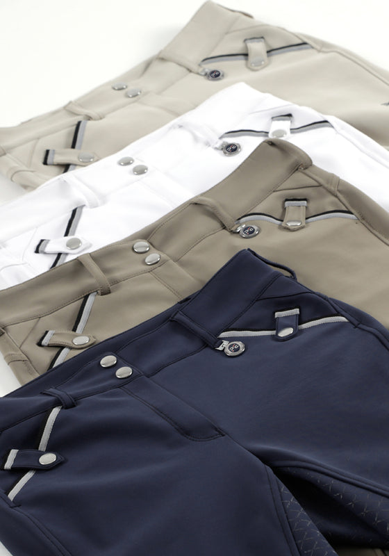 Photo of Premier Equine Coco Ladies FS Breeches in Assorted Colours