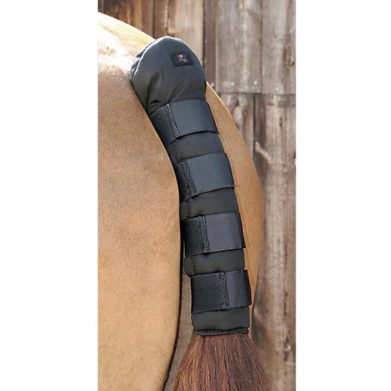 Photo of Premier Equine Stay-Up Tail Guard in Black