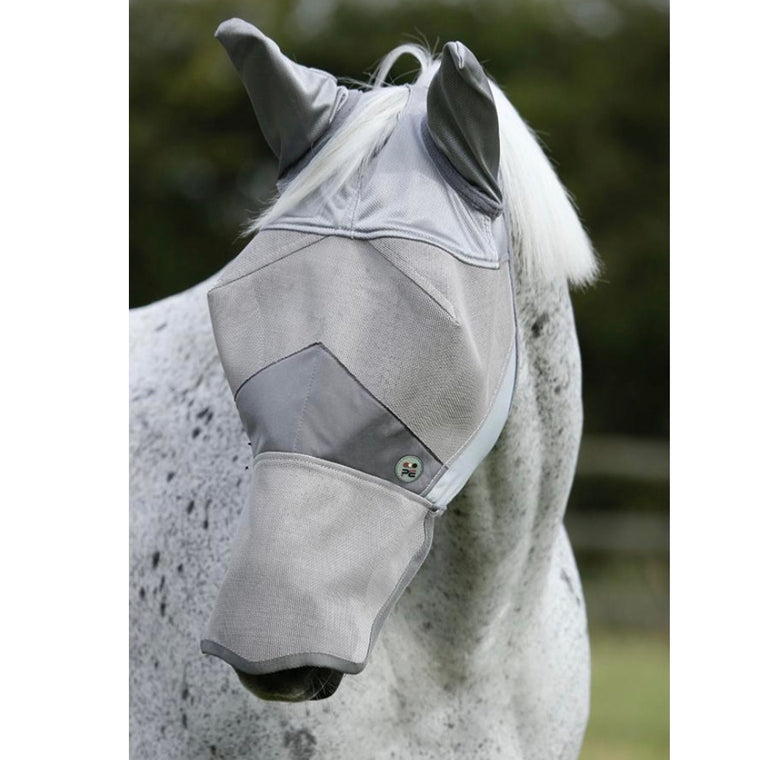 Premier Equine Buster Xtra Fly Mask