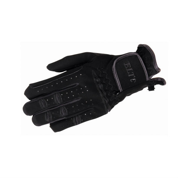 Photo of ELT Action Horse Riding Gloves in Black