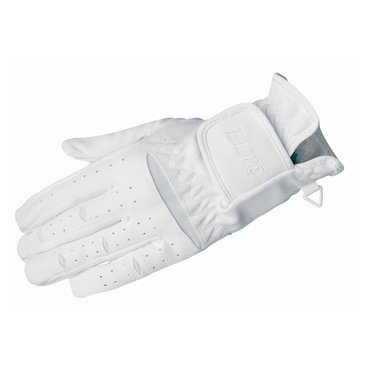 Photo of ELT Action Horse Riding Gloves in White