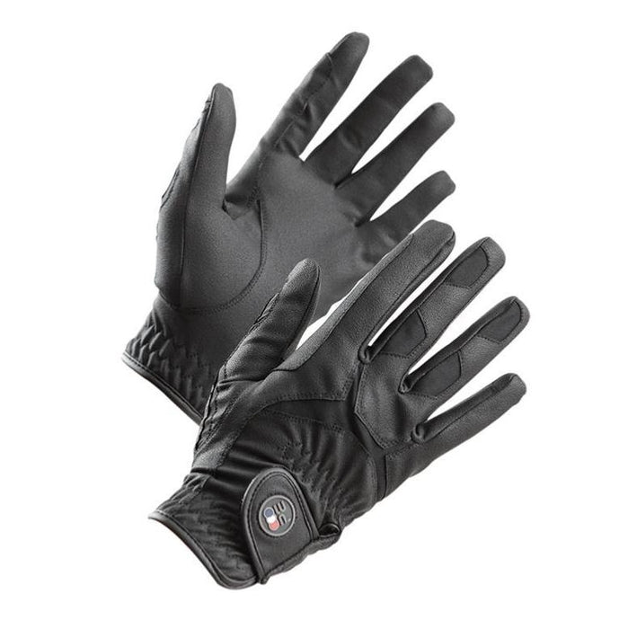Photo of Premier Equine Ascot Riding Gloves in Black
