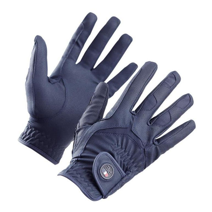 Photo of Premier Equine Ascot Riding Gloves in Navy