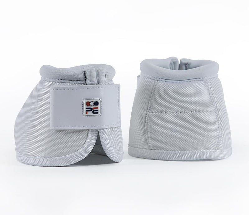 Premier Equine Ballistic No-Turn Over Reach Boots in White