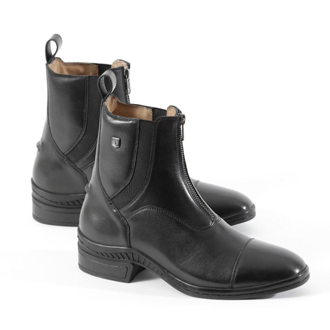 Photo of Premier Equine Balmoral Paddock Riding Boots in Black