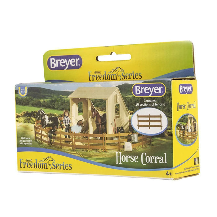 Photo of Breyer Horse Corral in Box