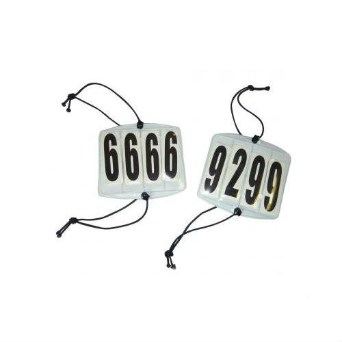 Photo of Horse Bridle Number Holder 4 Digits