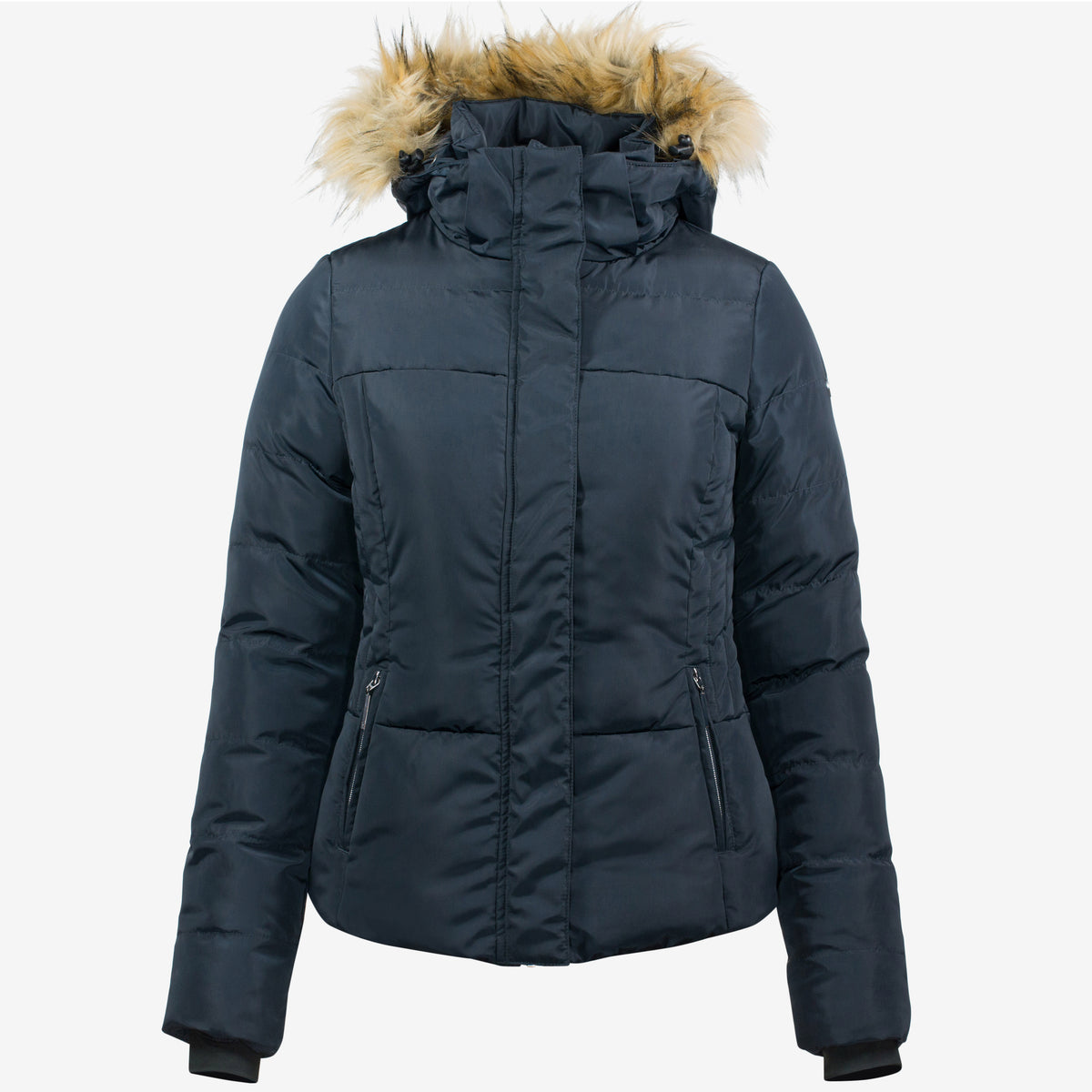 Photo of Horze Camilla Jacket in Navy Blue