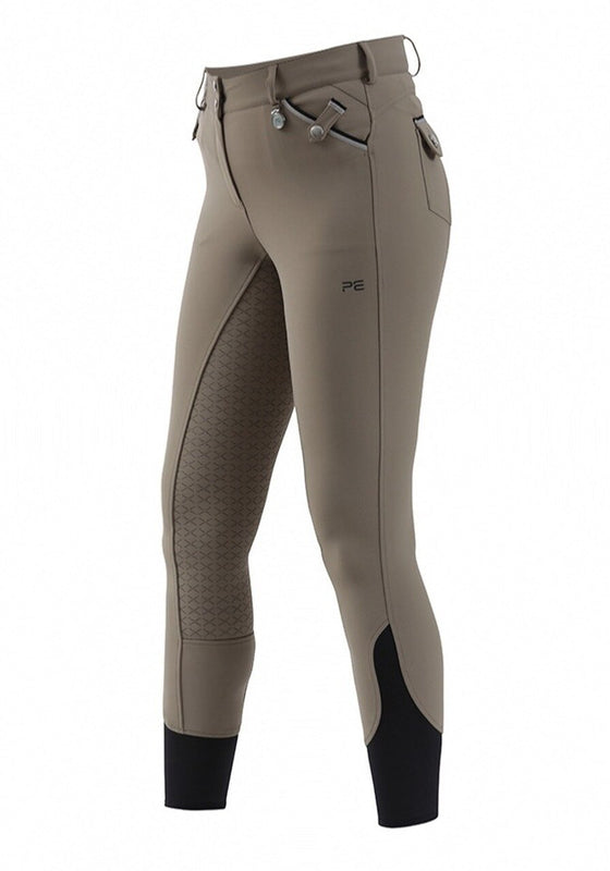 Premier Equine Coco Ladies FS Breeches | Walnut